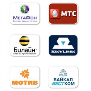 Операторы сотовой связи Ликино-Дулево