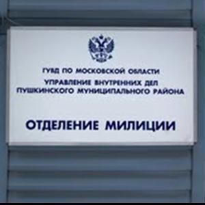Отделения полиции Ликино-Дулево