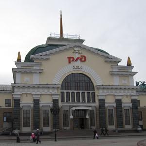 Железнодорожные вокзалы Ликино-Дулево