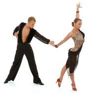 Клуб танцевального спорта Югения - иконка «танцы» в Ликино-Дулево